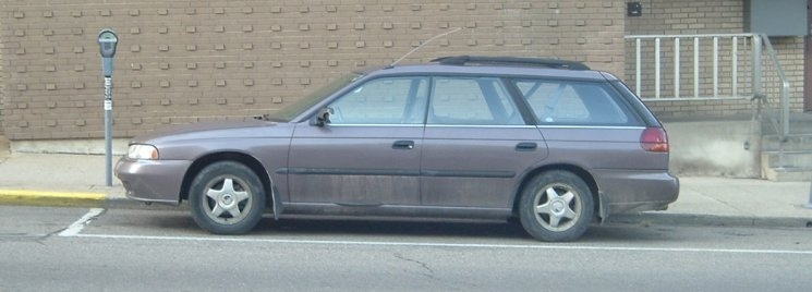 Brown-90s-Subaru-Legacy-wagon