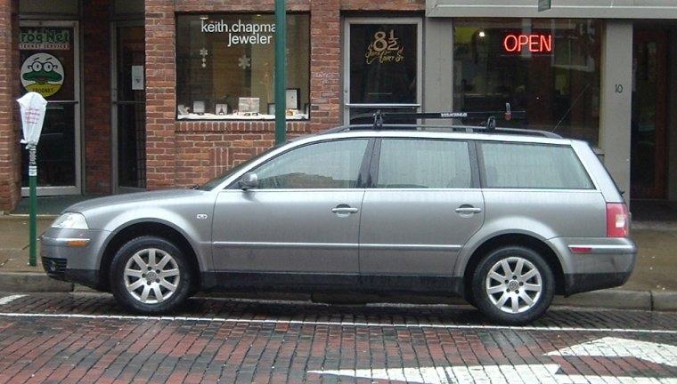 New-Gray-Volkswagen-Passant