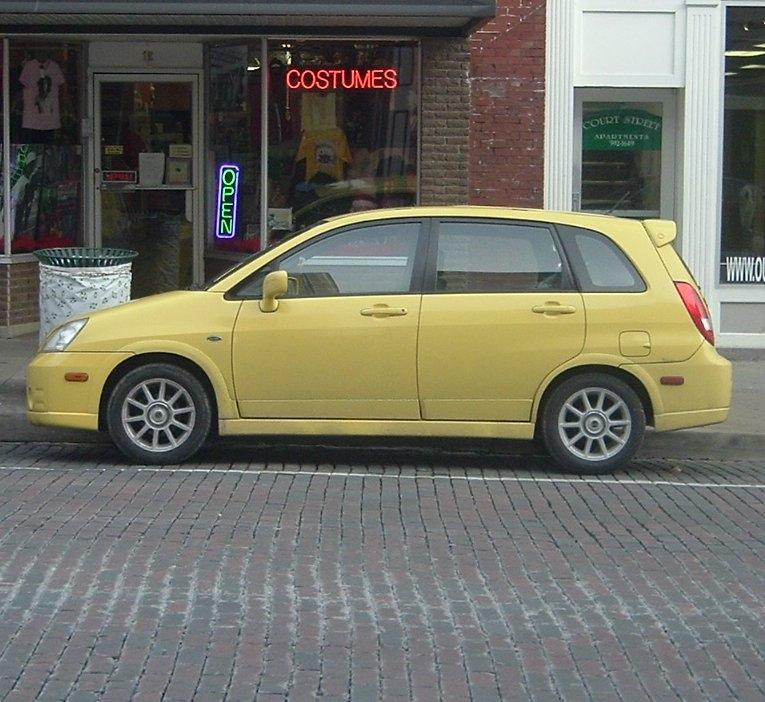 Yellow-Suzuki