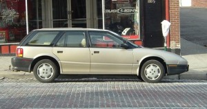 90s Saturn SC Wagon