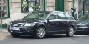 Audi Euro Sports wagon