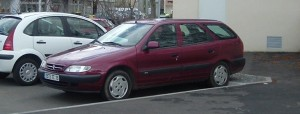 1990's Citroen wagon
