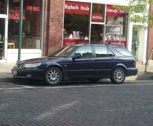 Saab wagon Turbo